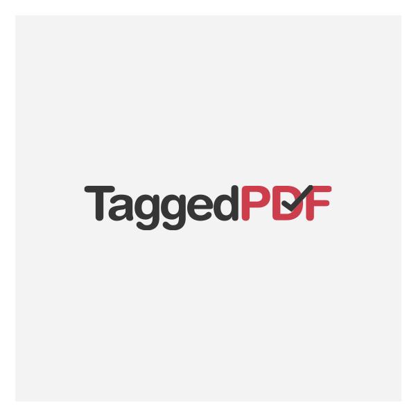 TaggedPDF